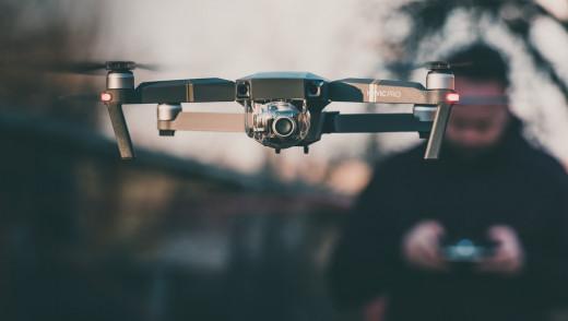RCMP DRONE CAPTURES ESCAPEES