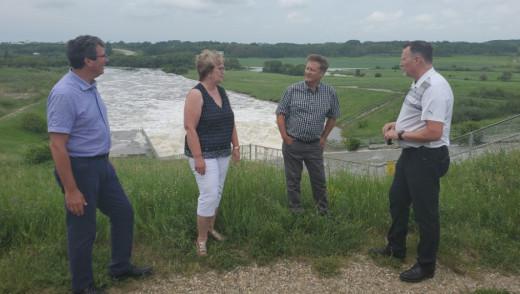Rivers Dam In Danger