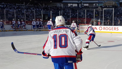 Hawerchuk's Cancer Is Back