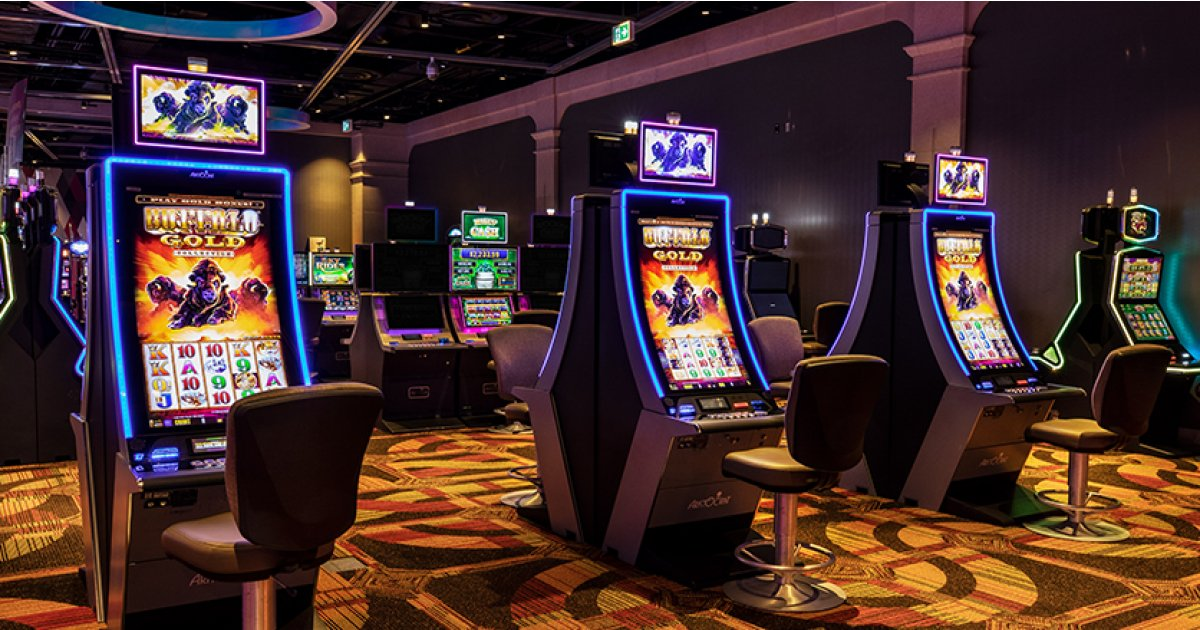Manitoba Casinos Reopen