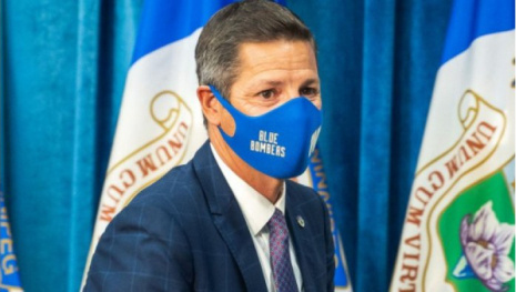 Bowman Wants Mask Mandate