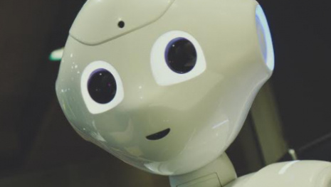 Manitoba Robot Fights Loneliness