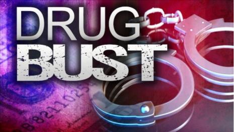 2 Arrested, Coke & Cash Seized