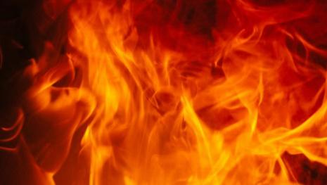 Langside Fire
