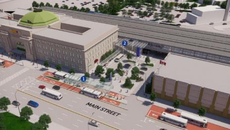 Winnipeg Transit Master Plan