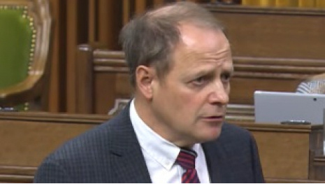 Local MP Lamoureux Fined