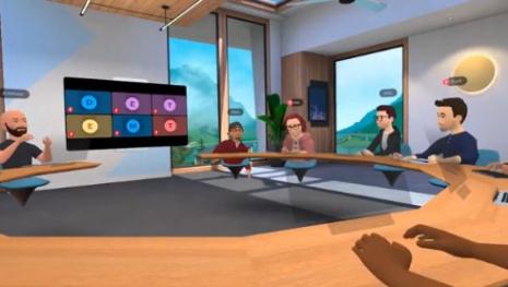 facebook-unveils-virtual-work-meetings-121759