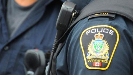 Winnipeg Bank Robbery Arrest