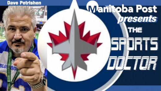 Winnipeg Jets Win Home Opener