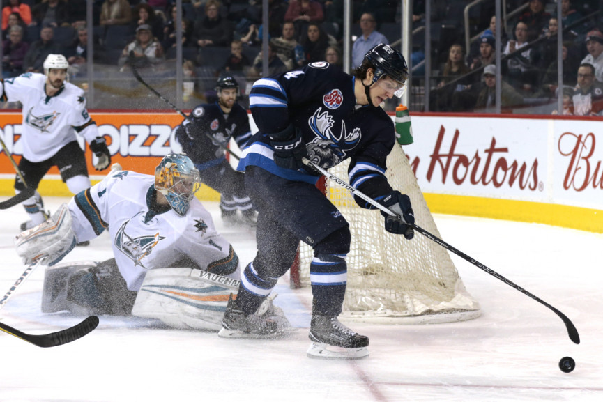 Manitoba Moose Win Streak Ends at 16 Games