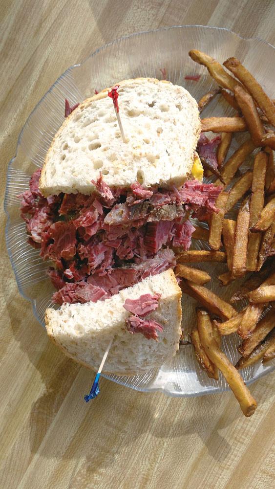 Hot Eats in Winnipeg - Bernstein's Delicatessen