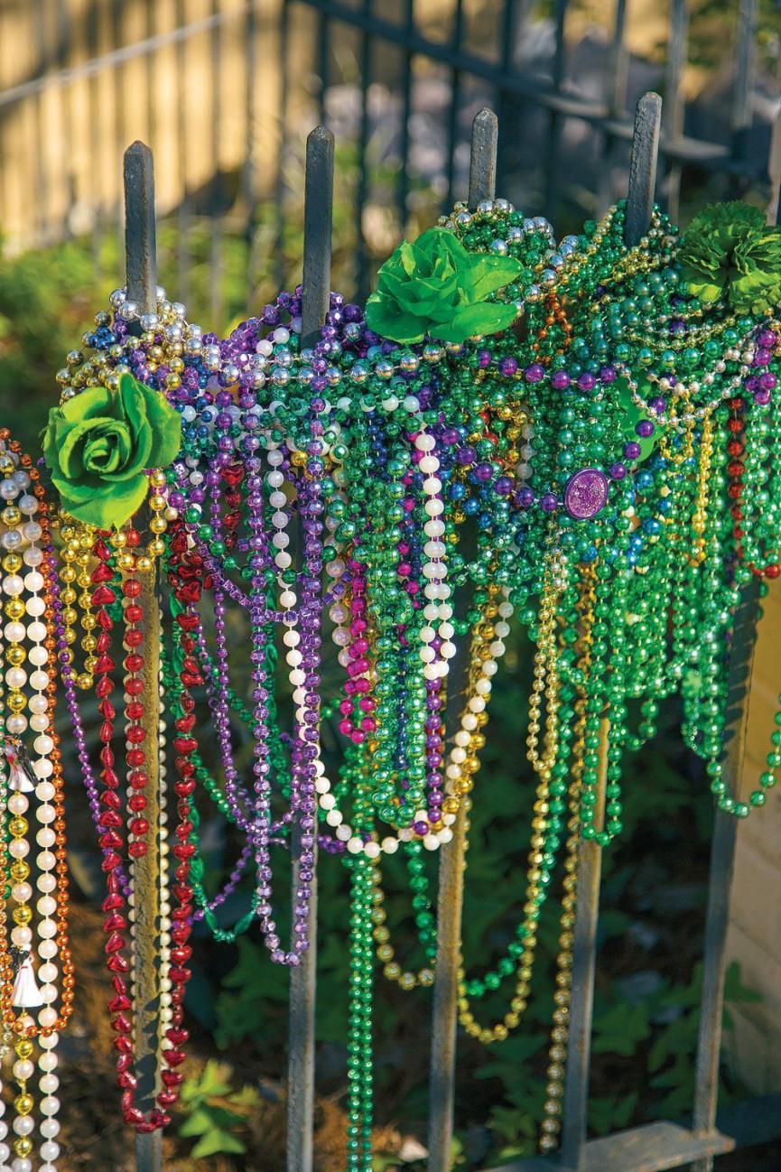 TRAVEL - Mardi Gras: Revelry and Romance