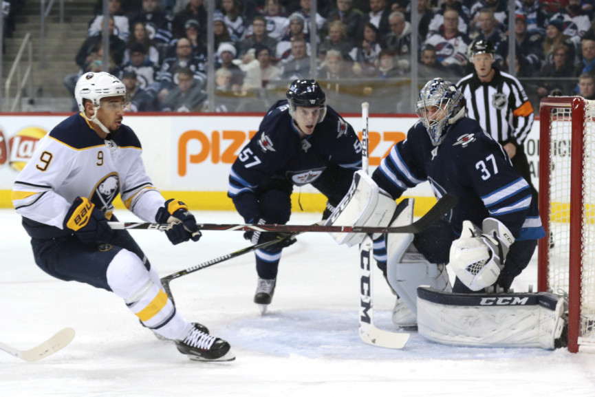 Special Teams lead Winnipeg Jets to win over Sabres.