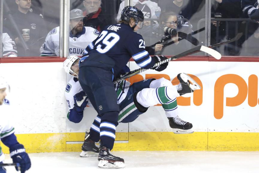 Vancouver Canucks Were Scoreless Against Winnipeg Jets