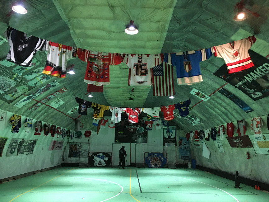 The Hockey Barn Teaching Athletes More Than Just Hockey