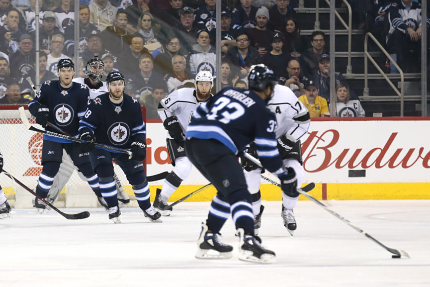 Jets Steal Kings' Crown; Patrik Laine Goes Down
