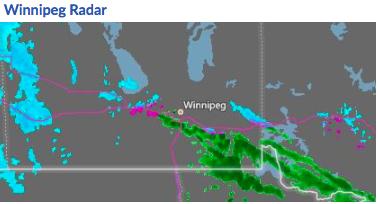 Manitoba Storm Update