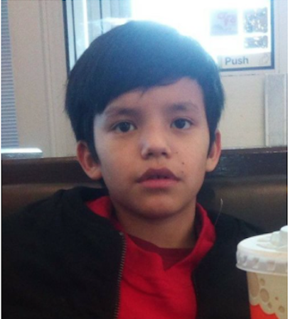 Missing 11-Year-Old Boy in Winnipeg