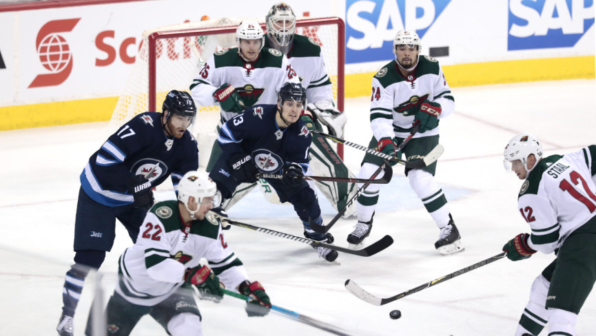 Jets Set Franchise History in Game One Victory
