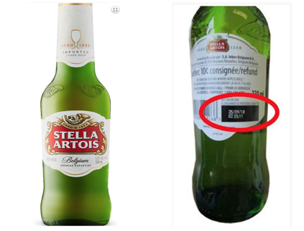 RECALL - Certain Stella Artois Beer May Contain Glass Particles
