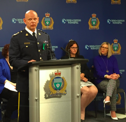 Police Introduce New Sexual Abuse Reporting System
