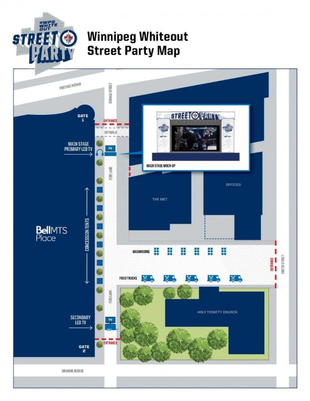 Winnipeg Whiteout Street Party Announced