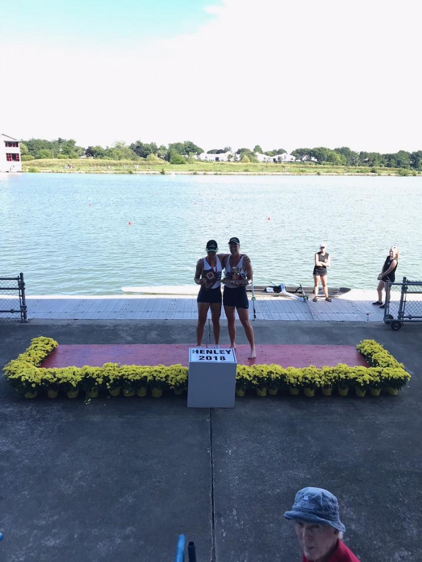 Team Manitoba Captures Five Golds at North American Regatta