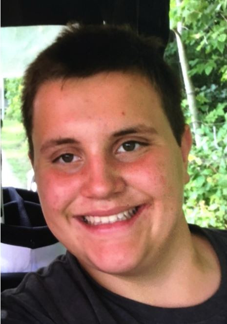 Missing 14-Year-Old Boy