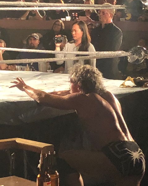 Kenny Omega sparks crowd adulation as hometown PCW promotion shines