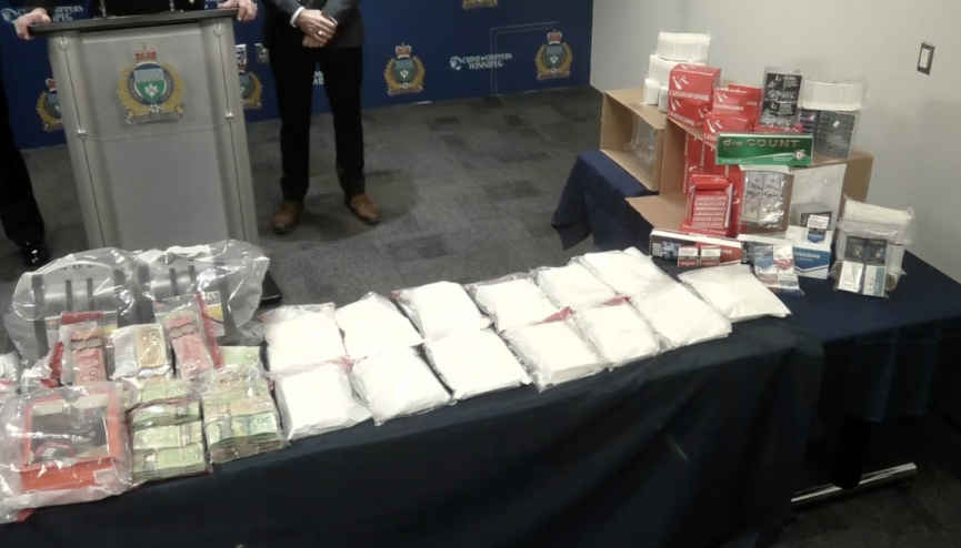 9 Month Investigation Leads to Massive Drug Bust