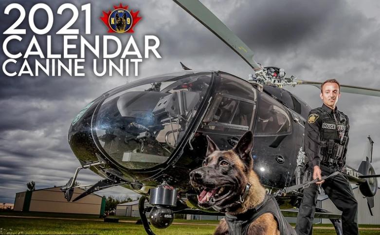 Police Canine Calendar