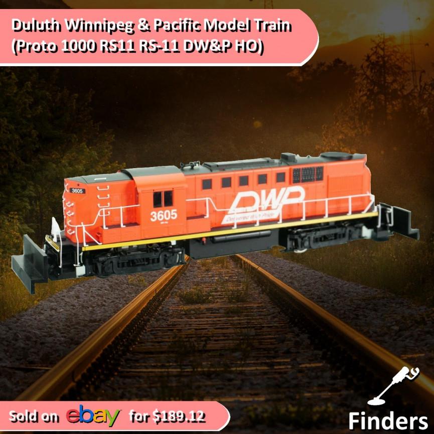 Winnipeg Model Train