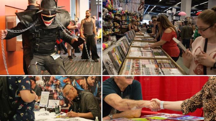 Comic-Con Returns To Winnipeg
