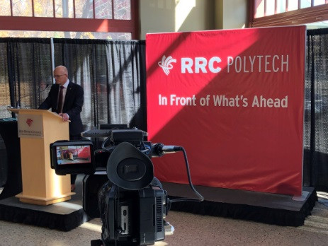 Winnipeg's Red River College Takes New Name